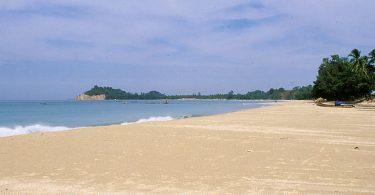 Ngapali Beach en Birmanie
