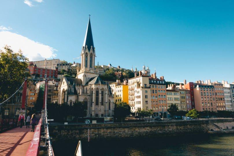 Ville de Lyon et l'immobilier