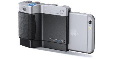Miggo Pictar : Un appareil photo numérique sur un smartphone