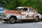 destruction epave voiture