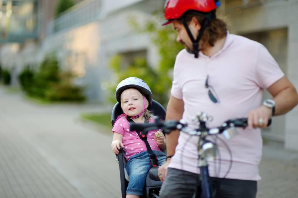 enfant siège vélo électrique