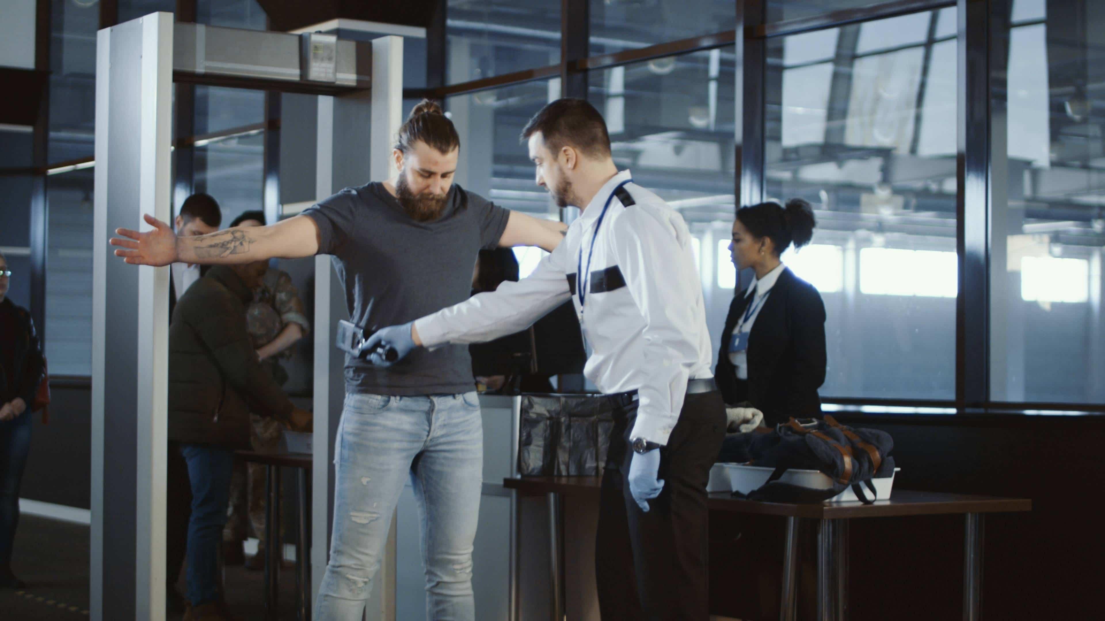 sûreté globale aéroportuaire